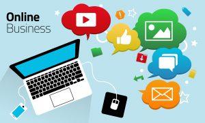 کسب و کار های آنلاین