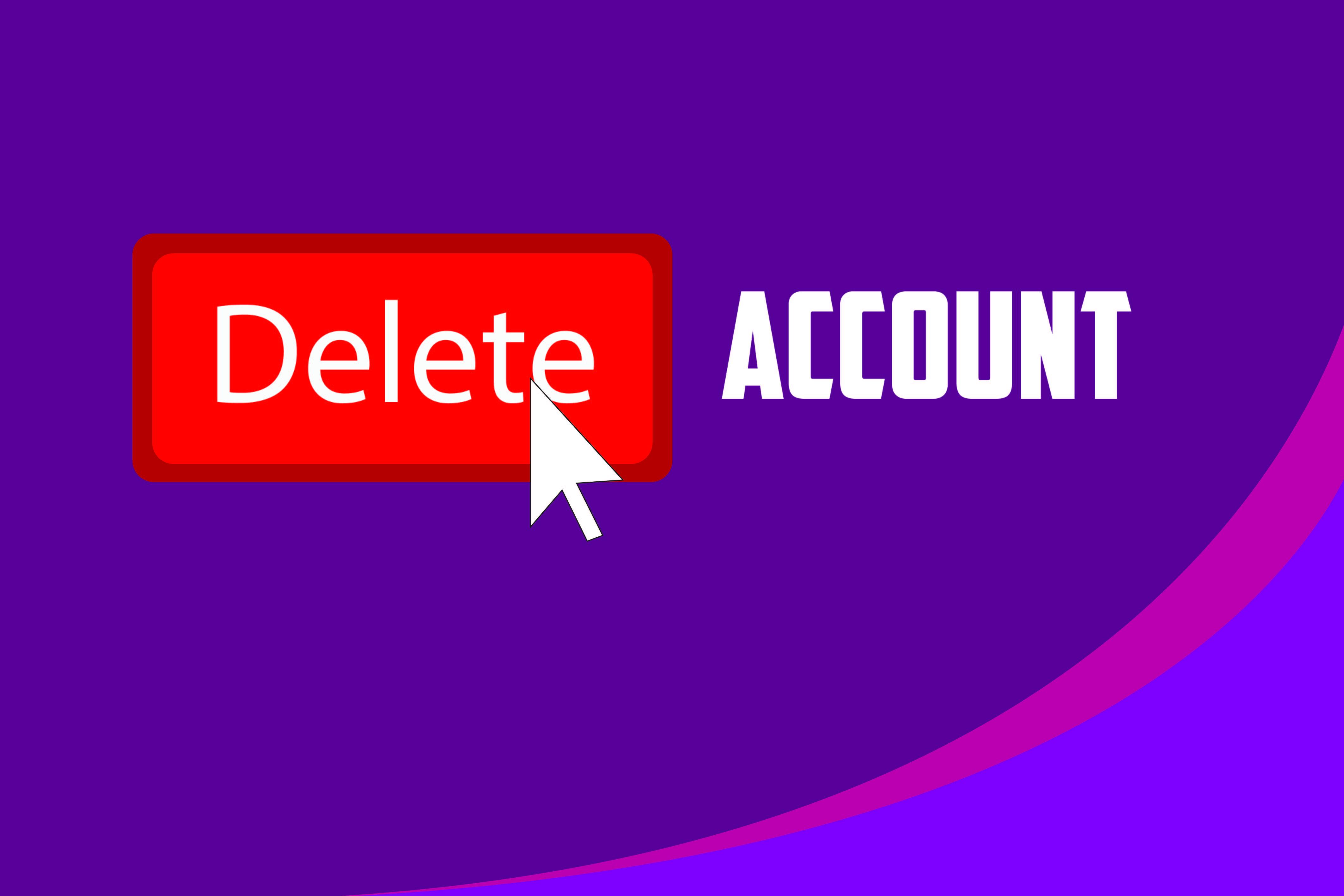 چطور حساب کاربری پیپینگ خود را حذف کنیم؟