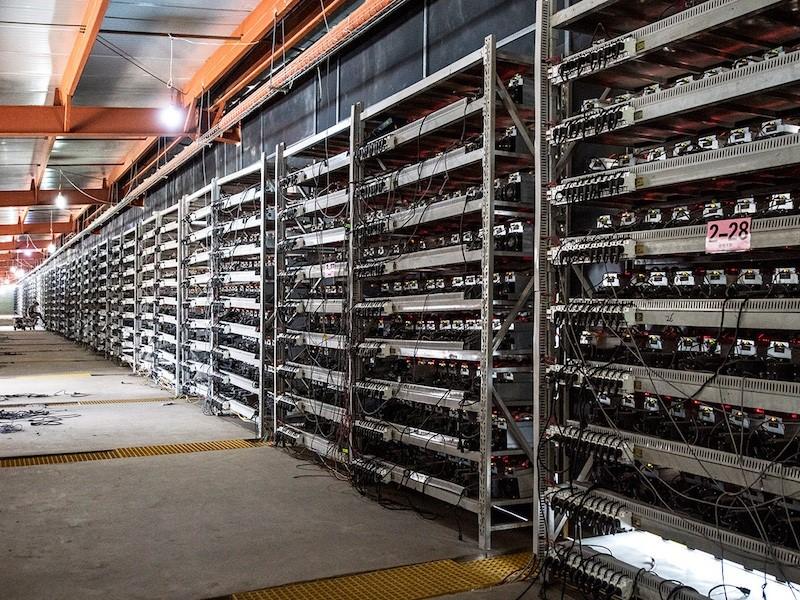 دستگاه ماینر / mining machine