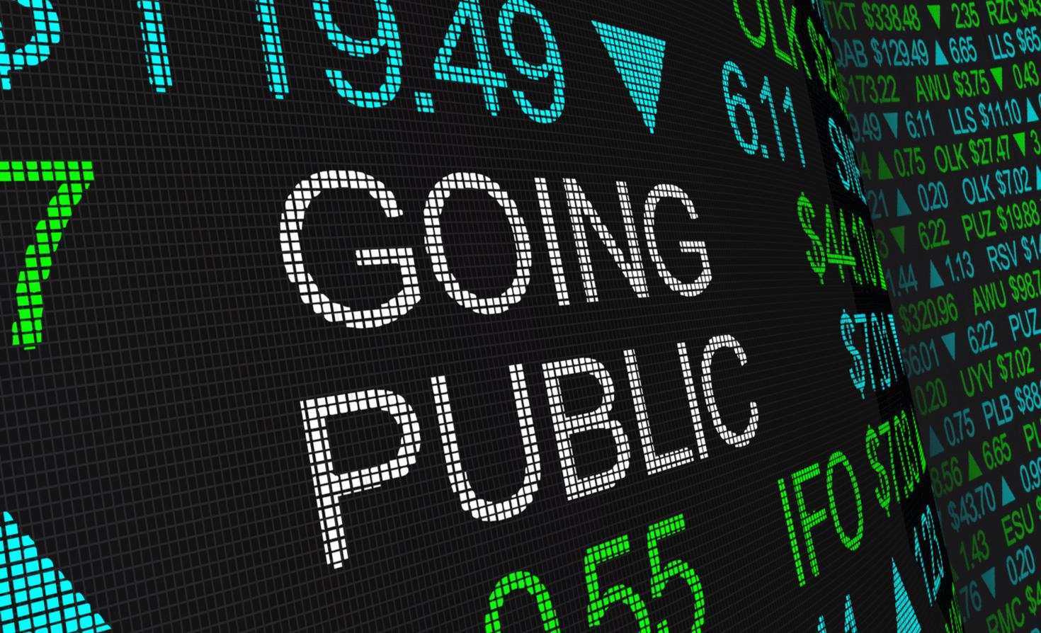 عرضه اولیه چیست / what is IPO