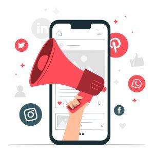 جذب مشتری و افزایش فروش در شبکه های اجتماعی