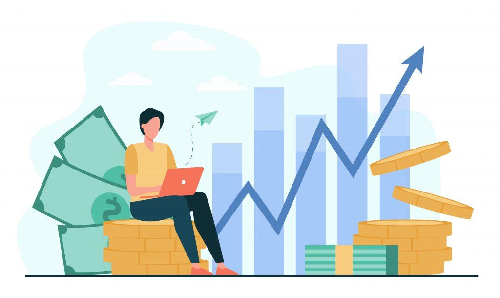جریان درآمد در بوم مدل کسب و کار