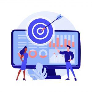 امکان تمرکز روی هدف با تبلیغات آنلاین