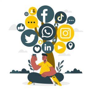 تبلیغات آنلاین در شبکه های اجتماعی