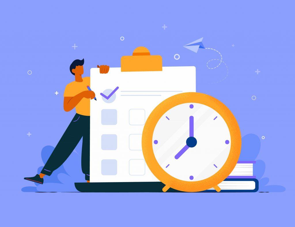 توسعه فردی و مدیریت زمان