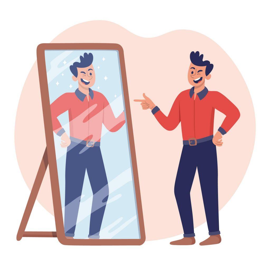 رابطه توسعه فردی و اعتماد به نفس